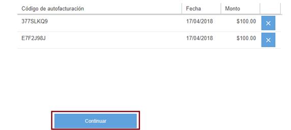 "FIGURA 5. CODIGO DE AUTOFACTURACIÃ""N"